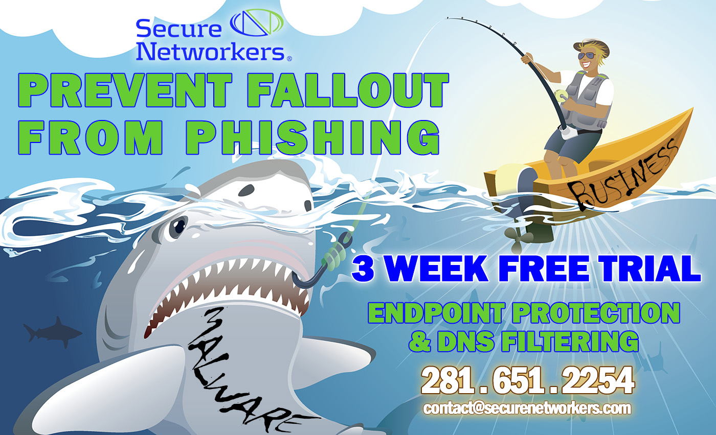 3 Week Free Trial Endpoint Protection DNS Filtering